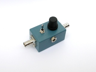 Amplificateur photodiode